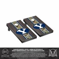 BYU Cougars Operation Hat Trick Stained Cornhole Game Set