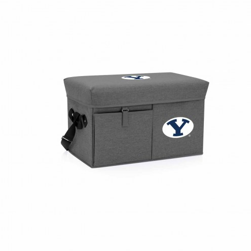 BYU Cougars Ottoman Cooler & Seat