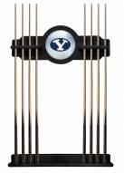 BYU Cougars Pool Cue Rack