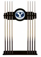 BYU Cougars Pool Cue Rack