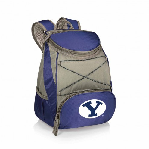 BYU Cougars PTX Backpack Cooler