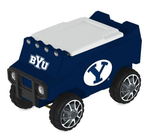 BYU Cougars Remote Control Rover Cooler