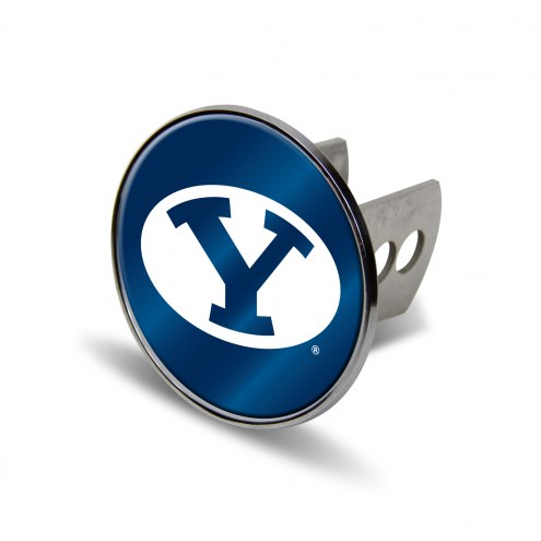 BYU Cougars Laser Hitch Cover