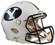 BYU Cougars Riddell Speed Full Size Authentic Football Helmet