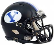 BYU Cougars Riddell Speed Mini Replica Matte Football Helmet