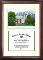 BYU Cougars Scholar Diploma Frame
