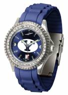 BYU Cougars Sparkle Women's Watch