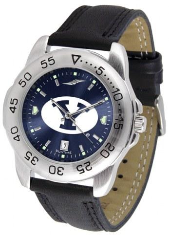 BYU Cougars Sport AnoChrome Men's Watch