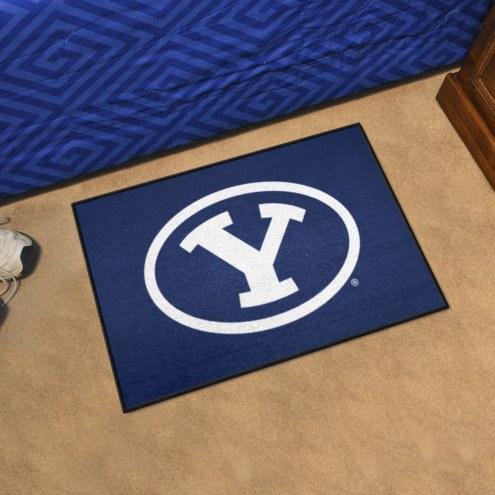 BYU Cougars Starter Rug