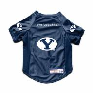 BYU Cougars Stretch Dog Jersey