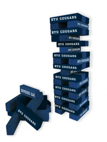 BYU Cougars Table Top Stackers