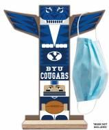 BYU Cougars Totem Mask Holder