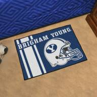 BYU Cougars Uniform Inspired Starter Rug