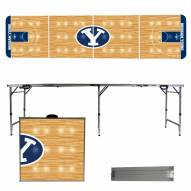 BYU Cougars Victory Folding Tailgate Table