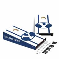 BYU Cougars Mini Cornhole Set