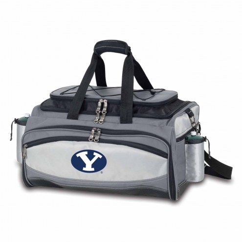 BYU Cougars Vulcan Cooler & Propane Grill