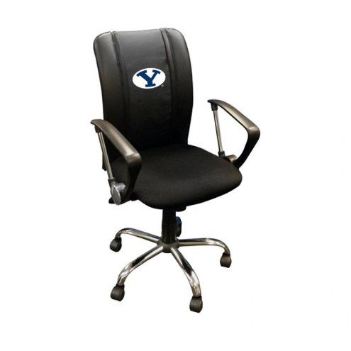 BYU Cougars XZipit Curve Desk Chair