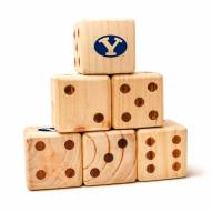 BYU Cougars Yard Dice
