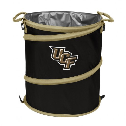 Central Florida Golden Knights Collapsible Trashcan