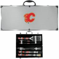 Calgary Flames 8 Piece Tailgater BBQ Set