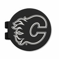 Calgary Flames Black Prevail Engraved Money Clip