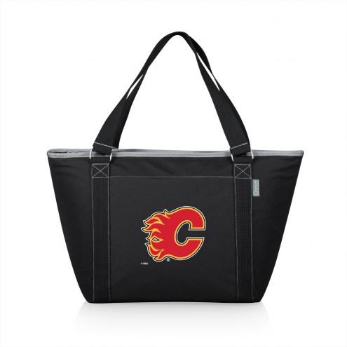 Calgary Flames Black Topanga Cooler Tote