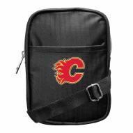 Calgary Flames Camera Crossbody Bag