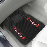 Calgary Flames Deluxe Car Floor Mat Set