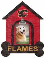 Calgary Flames Dog Bone House Clip Frame