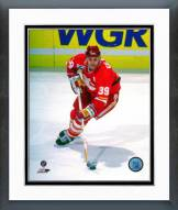 Calgary Flames Doug Gilmour 1990-91 Action Framed Photo