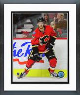 Calgary Flames Dougie Hamilton Action Framed Photo