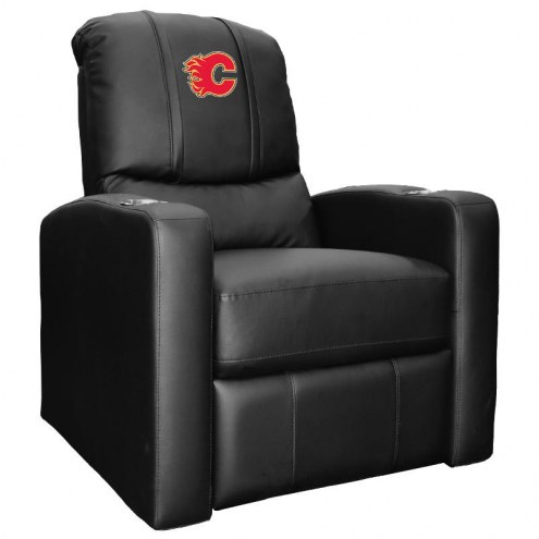 Calgary Flames DreamSeat XZipit Stealth Recliner