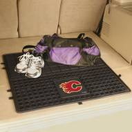 Calgary Flames Heavy Duty Vinyl Cargo Mat