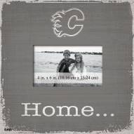Calgary Flames  Home Picture Frame