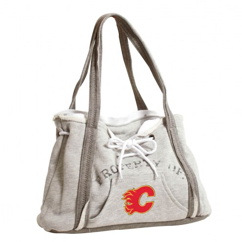Calgary Flames Hoodie Purse