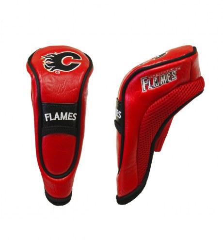 Calgary Flames Hybrid Golf Head Cover