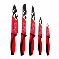 Calgary Flames Kitchen Knives