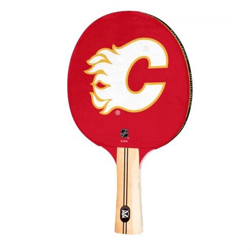 Calgary Flames Ping Pong Paddle