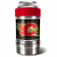 Calgary Flames Red 12 oz. Locker Vacuum Insulated Can Holder