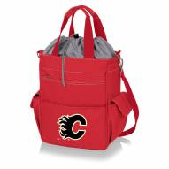 Calgary Flames Red Activo Cooler Tote