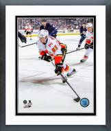 Calgary Flames Sam Bennett 2015 Action Framed Photo