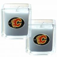 Calgary Flames Scented Candle Set
