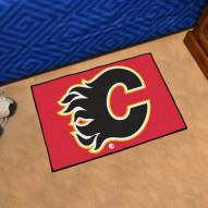 Calgary Flames Starter Rug