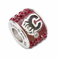 Calgary Flames Sterling Silver Bead Charm