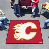 Calgary Flames Tailgate Mat