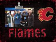Calgary Flames Team Name Clip Frame
