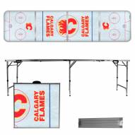 Calgary Flames Victory Folding Tailgate Table