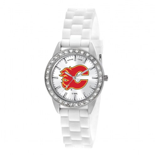 Calgary Flames Women's Frost Watch