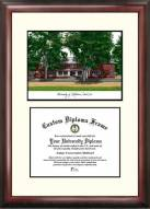 California Davis Aggies Scholar Diploma Frame