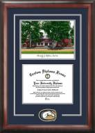 California Davis Aggies Spirit Diploma Frame with Campus Image